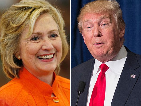 Primaires américaines : Trump triomphe, Clinton gagne, Bush abandonne