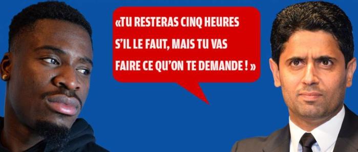 La vérité sur les excuses de Serge Aurier