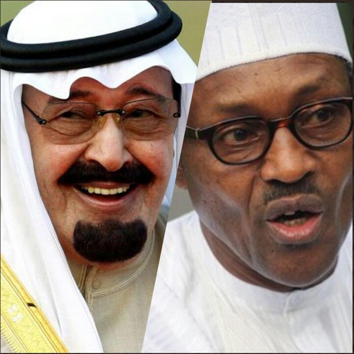 Le roi d'Arabie saoudite et le président nigérian s'engagent à stabiliser le marché pétrolier