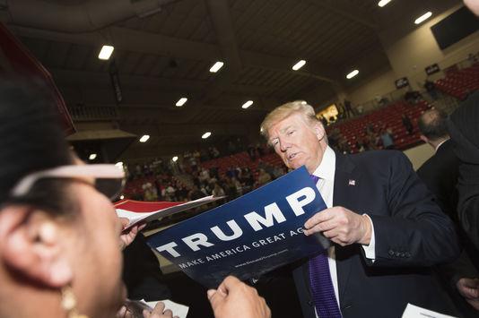 Donald Trump écrase ses rivaux dans le Nevada