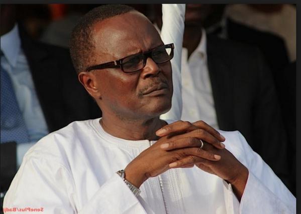 Babacar Diop, président de And dollel Khalifa Sall : « La position de Tanor est une honte! »