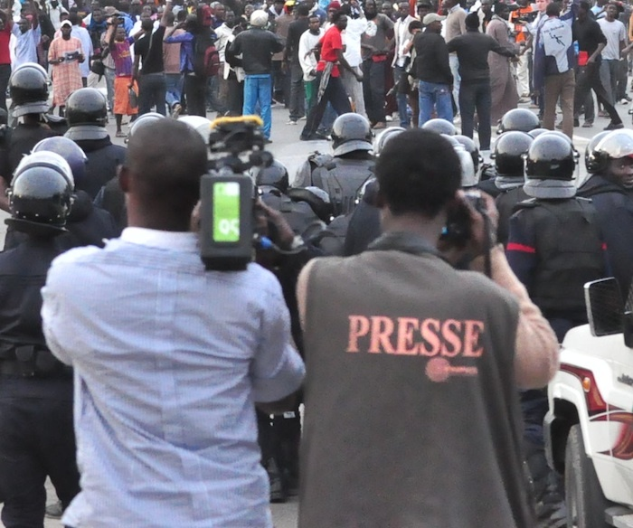 Menace contre la profession de journaliste : Amnesty International ordonne au Sénégal d'arrêter «ses tentatives de museler la presse »