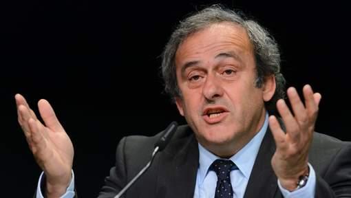Michel Platini saisit le TAS