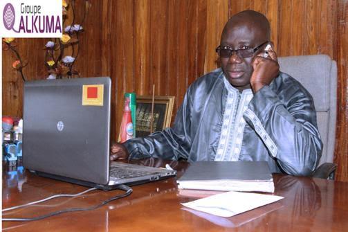 Référendum 2016 : Le président du Conseil départemental de Tamba vote OUI, mais…