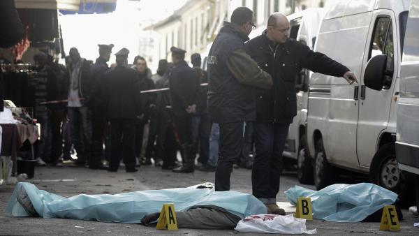 DRAME : Un sénégalais tue sa compagne et se donne la mort