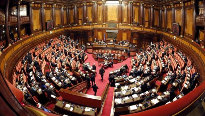 ITALIE : Le Sénat vote la confiance au gouvernement pour l'union gay
