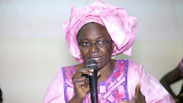 (Vidéo) Moustapha Diop à Thiès : Seynabou Ndiéguène réussit le pari de la mobilisation