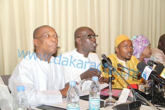 APR/Dakar contre l'Opposition : « On n'acceptera pas ce comportement à la façon d'un dépit amoureux… » (Seydou Guèye)