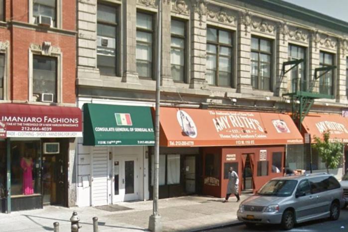 Le consulat du Sénégal à New-York menacé d'expulsion pour des factures impayées de 135 .000 Dollars