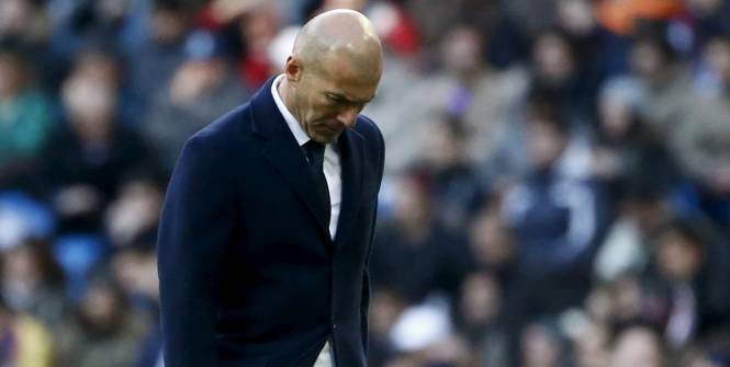 Zinédine Zidane (Real Madrid): «La Liga est terminée»