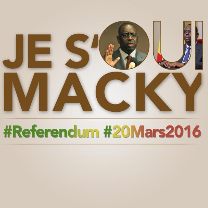 Lancement du mouvement MSM (Macky pour un Second Mandat)