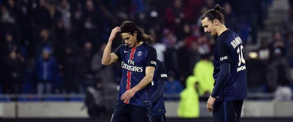 Lyon inflige au PSG sa première défaite de la saison en Championnat