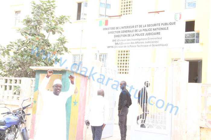 DIC : Mouth Bane embarqué vers le Tribunal de Dakar
