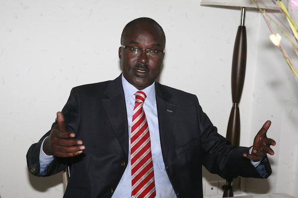 """Le maire de Guéoul Khalifa Dia prêt à voter à faire voter le """"OUI"""" dans le département de Kébémer"""