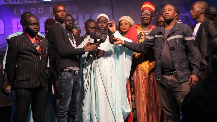 RÉFÉRENDUM : La banlieue se mobilise derrière Aliou Sall