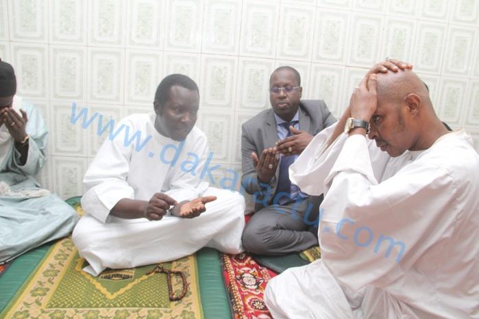 """TIVAOUANE DIACKSAO : Serigne Sidy Al Khourane mobilise les maîtres coraniques et bat campagne pour un """"OUI"""" (IMAGES)"""