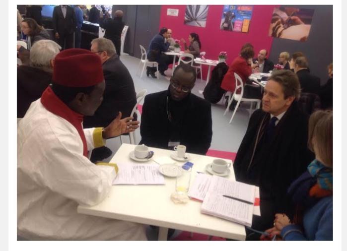 Paris: Aliou Dia et les « forces paysannes » renforcent leur partenariat pour une agriculture sénégalaise émergente