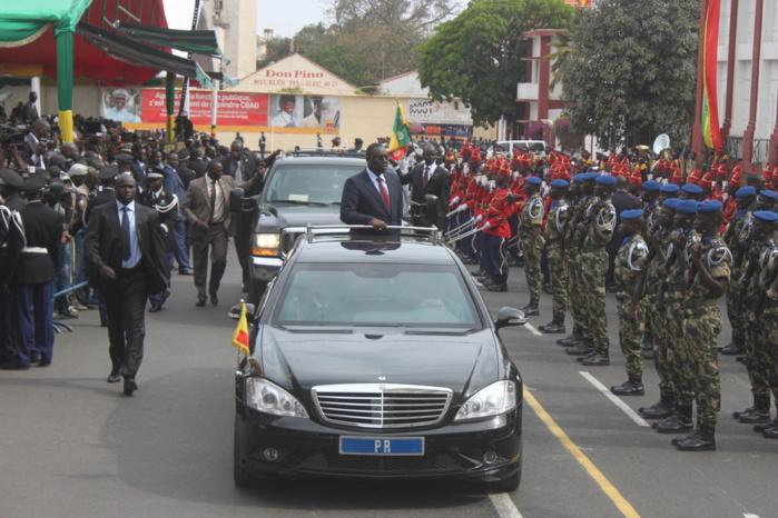 Fête du 4 avril 2016 : Macky Sall veut un gigantesque défilé