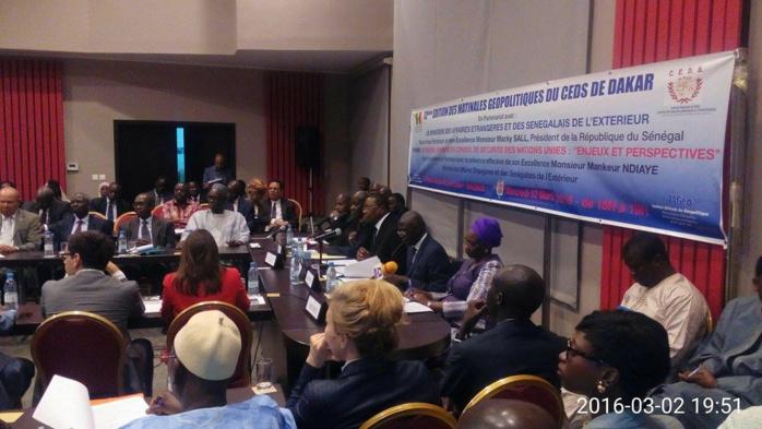 Politique étrangère : L'eau, comme levier essentiel pour une diplomatie de paix et de développement au Sénégal