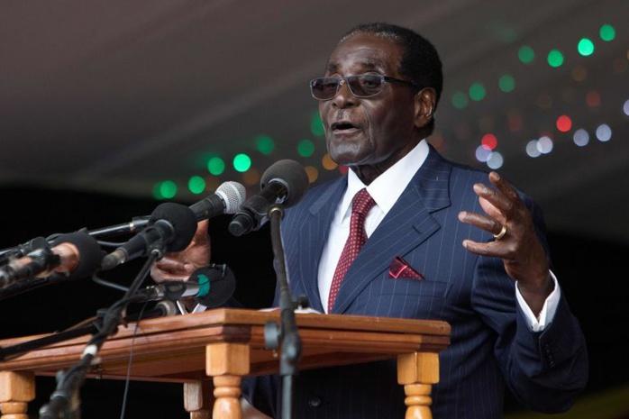Robert Mugabe veut nationaliser les mines de diamant du Zimbabwe
