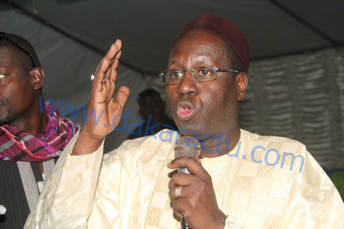 Abdou Karim Sall raye Cheikh Bamba Dièye de la carte politique de la commune de M'bao
