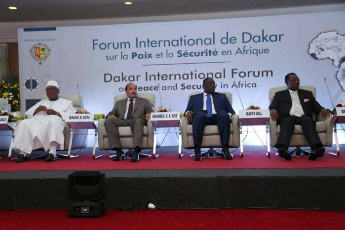3ème édition du Forum international de Dakar sur la Paix et la Sécurité en Afrique