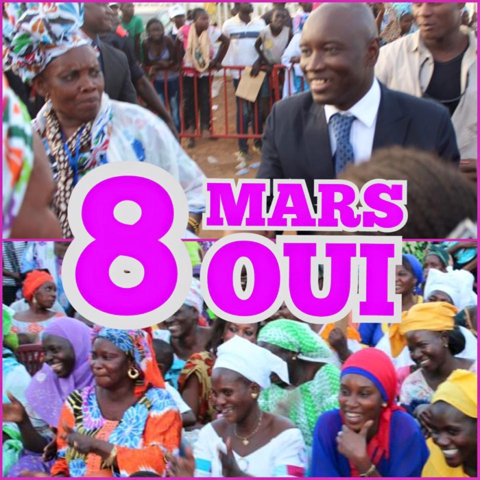 8 Mars : L'hommage du ministre Aly N'gouille Ndiaye aux femmes