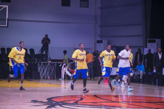 African Basketball League : Les Dakar Rapids gagnent leur premier match