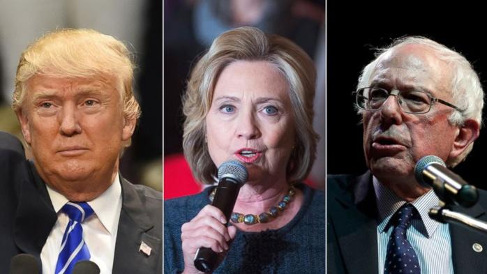 Primaires américaines : Sanders bat Clinton dans le Michigan, Trump confirme