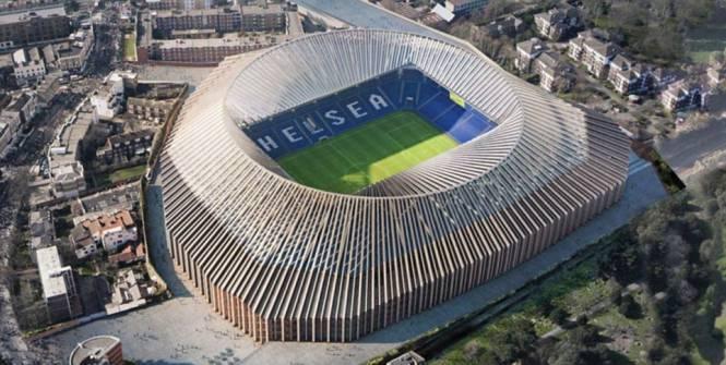 Chelsea et PSG au même stade