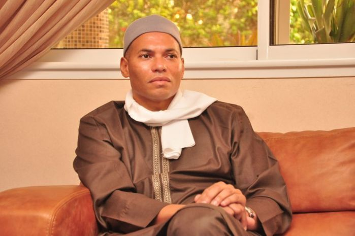 "REBEUSS : Karim Wade appelle à voter massivement ""NON"" au référendum"