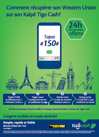 Partenariat : Tigo et Western Union s'allient pour faciliter les transferts d'argent aux clients