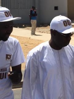 """Référendum 2016 : """"OUI"""" à Mbao, Abdou Karim Sall marque son territoire"""