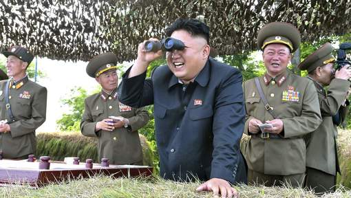 Pyongyang menace de bombarder la Corée du Sud