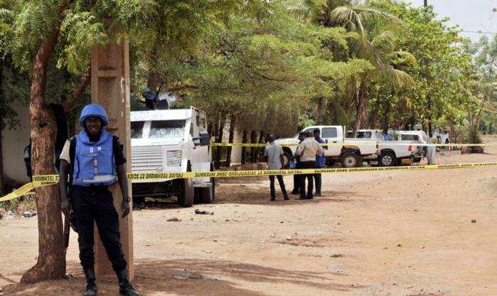 MALI : Deux casques bleus tués dans le nord du Mali par un des leurs (ONU)