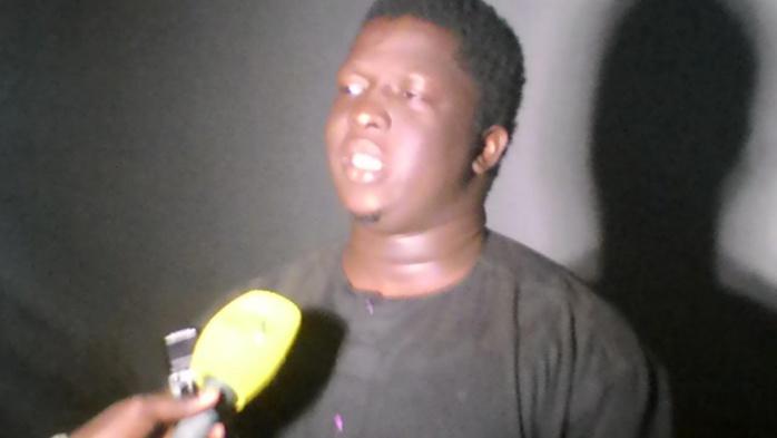 ABDOU LAHAD MBACKE IBN SERIGNE CHEIKH SAÏ  « Mon père adhère au discours du Khalife en faveur de Macky »