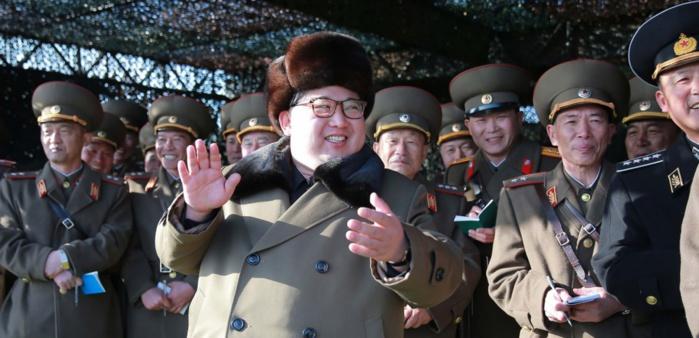 CORÉE DU NORD : Pyongyang annonce des tests d'armes nucléaires et de missiles