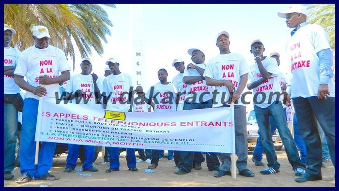 Grève de l'intersyndicale de la Sonatel : L'Association Sénégalaise des Utilisateurs des TIC au Sénégal (ASUTIC) parle de prise en otage du Peuple Sénégalais