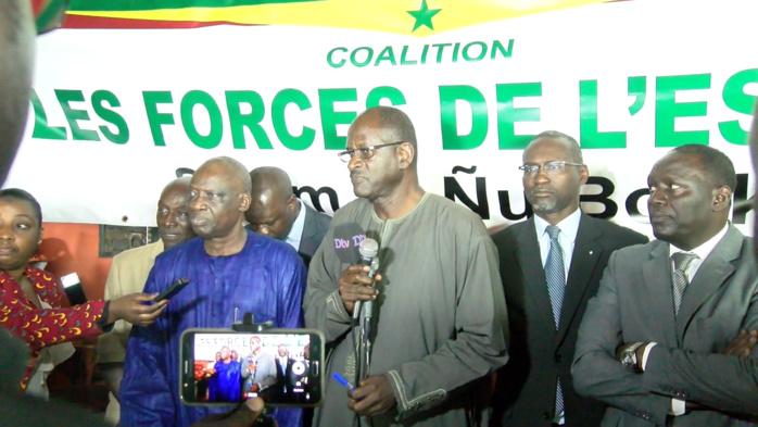 Coalition des Forces de l'espoir : « Le référendum du 20 Mars sera déloyal… Un référendum pour rien! »