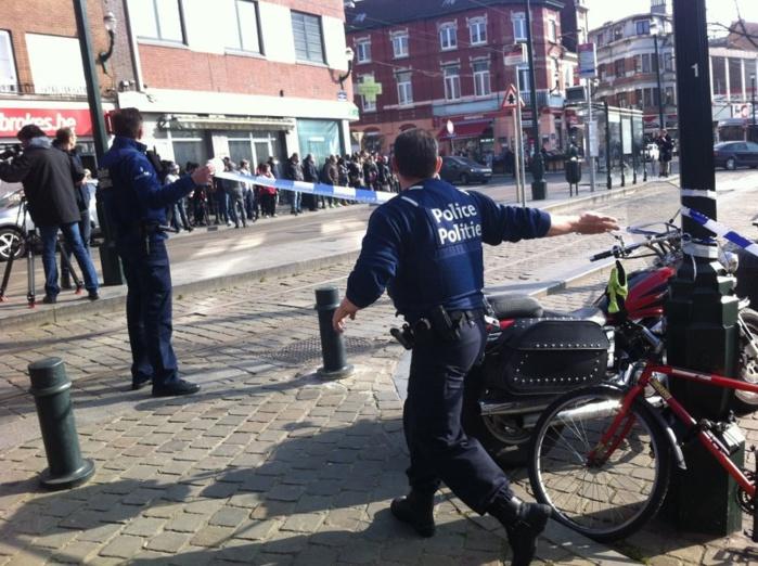 FOREST (Belgique) : Fusillade lors d'une perquisition anti terroriste, des policiers blessés, un suspect tué