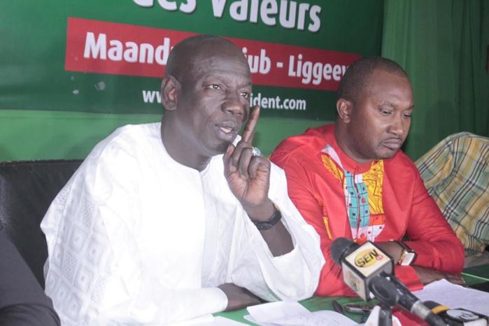 KAFFRINE : Mise en place du Comité Électoral de Liaison Départemental