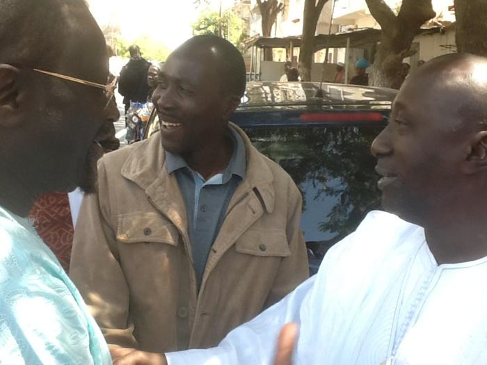 Transhumance : L'ancien maire de la Médina, Pape Momar Diop, quitte BGG et rejoint l'Apr.