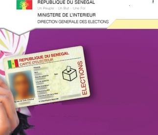 IMPOSSIBILITÉ TECHNIQUE D'ÉDITER LES CARTES D'ÉLECTEUR : Ce manque de consensus qui prive des citoyens du droit de voter