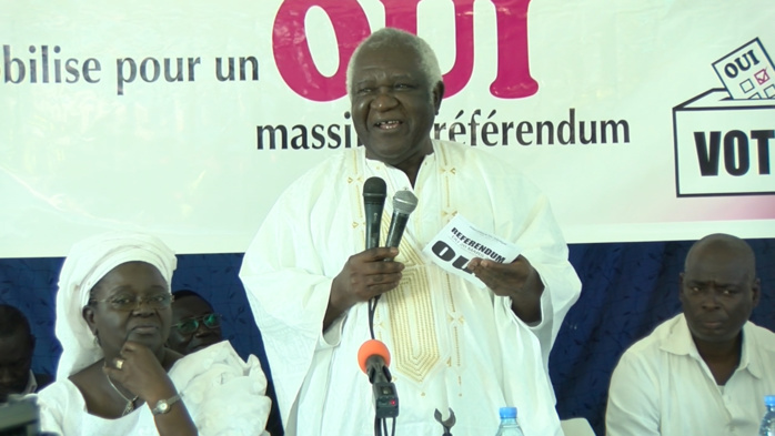 Mamadou N'doye, Secrétaire Général LD : « On n'a pas dit Oui pour les beaux yeux de Macky Sall… »