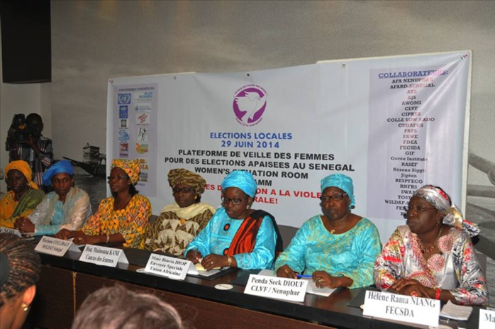 Veille d'élection référendaire : La  plateforme de veille des femmes pour des élections apaisées invite au dépassement