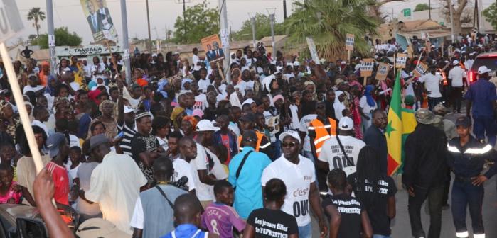Visites de Macky Sall à Fatick, Médina Baye et Porokhane (Images)
