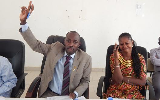 Kédougou : Le Député Maire libéral Mamadou H. Cissé fait faux bond à ses camarades et vote OUI