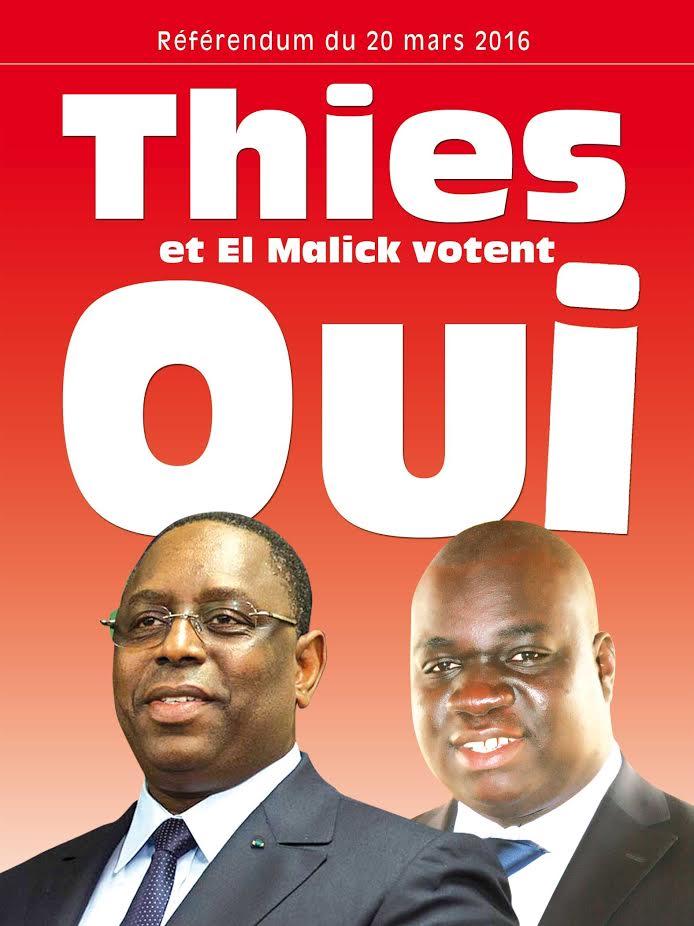 "El Malick Seck avertit Idy : "" Nous empêcherons tout transfert d'électeurs à Thiès """