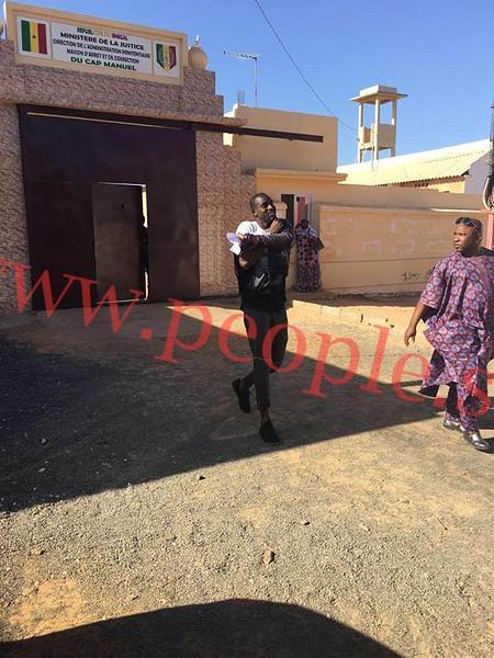 Seydina Alioune, le fils de Thione Ballago Seck libéré