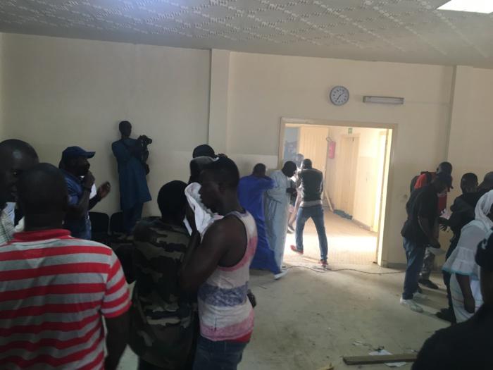Echauffourées sur les Allées Papa Guèye Fall : Les deux camps se renvoient la balle
